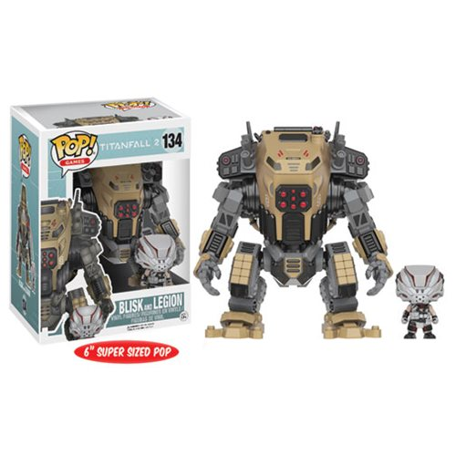 More Titanfall 2 Pop Vinyl Preorders Available Popvinyls Com
