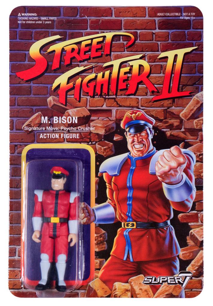 Super7 Street Fighter Ii 3 75 Quot Action Figures Popvinyls Com