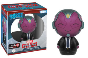 Glam shot of the GameStop Exclusive Tuxedo Vision.