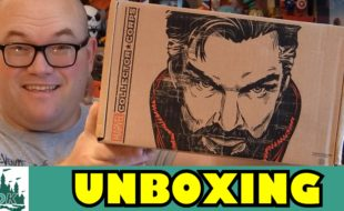 doctor-strange-unboxing-collector-corps