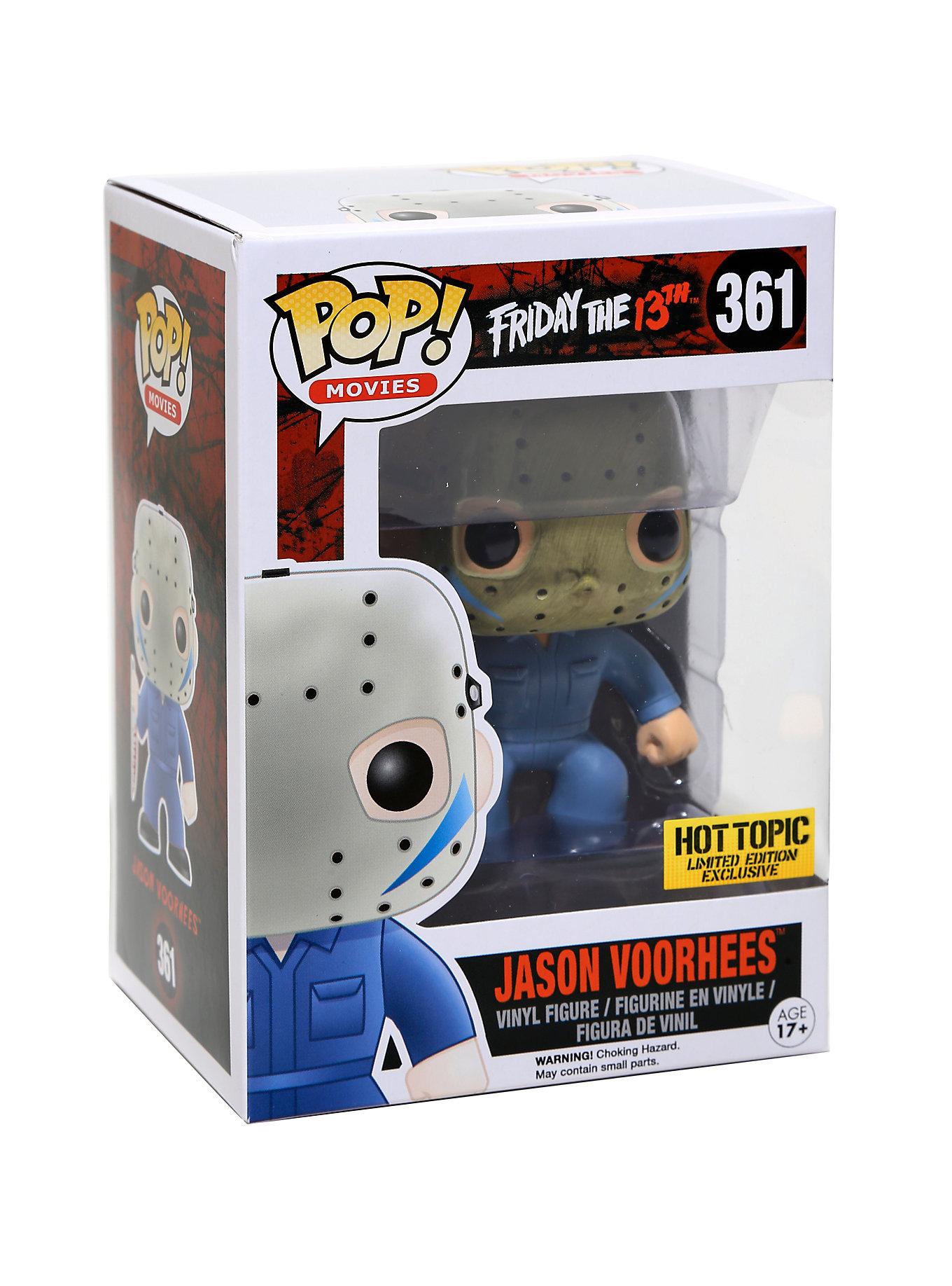 Funko Horror Mystery Pops