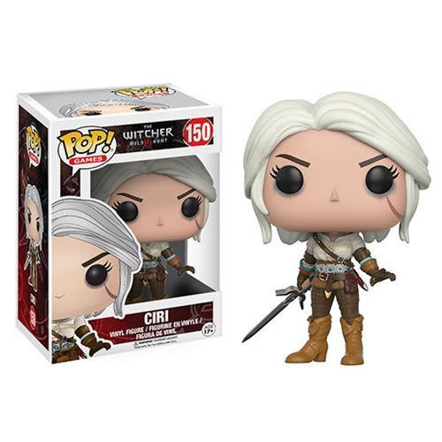 Resident Evil And Witcher Pops Join The Funko Games Line