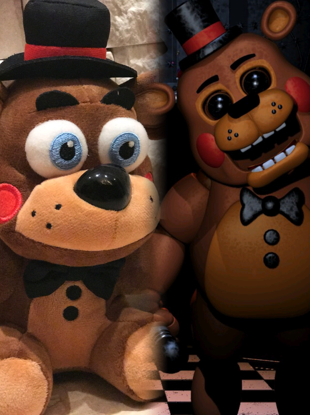Five Nights At Freddy S Funko Plush Exclusives So Far