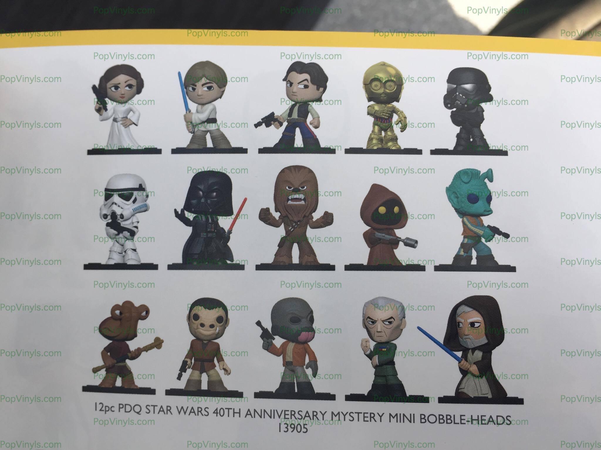 Popvinyls At Toy Fair Star Wars Space Jam Looney Tunes Twin