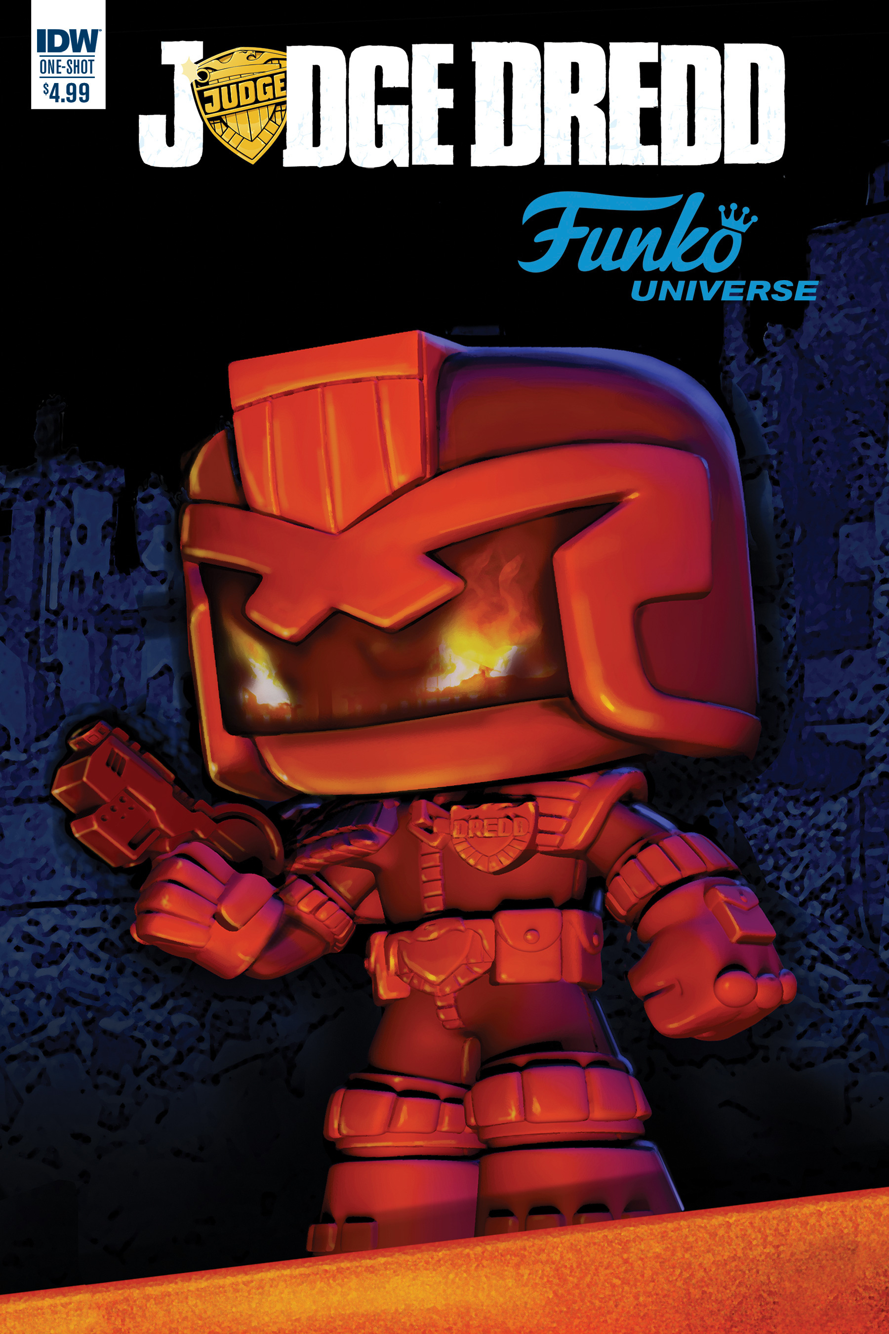 Funko Comic Book Universe Is Born At Idw Popvinyls Com