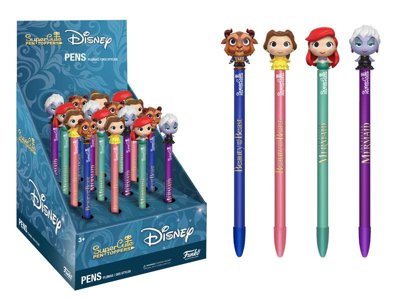 SuperCute Pen Toppers Disney Funko POP