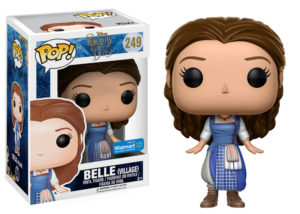 #Beauty and the Beast #Belle #Village #disney #Walmart #toy fair 2017 #toyfair2017 #funko #pop