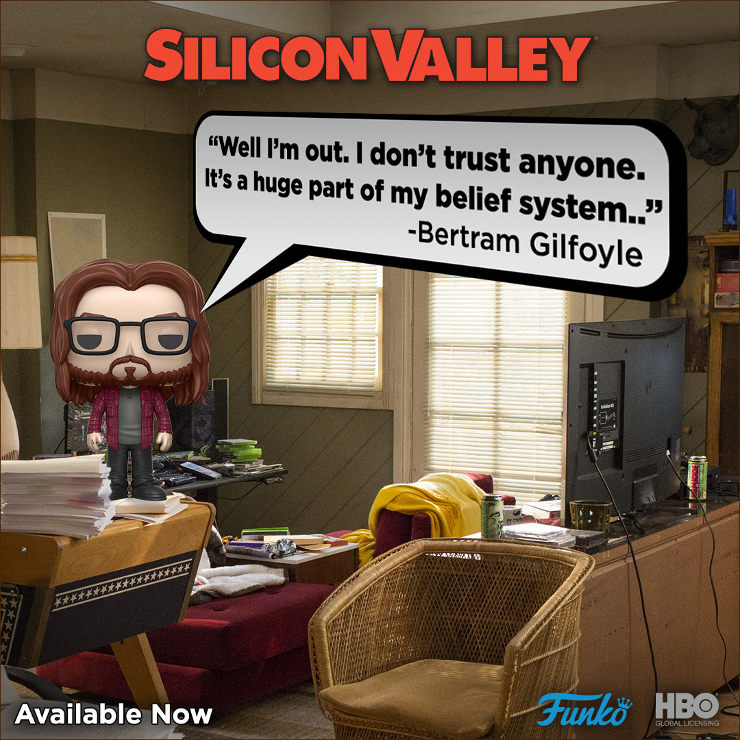 Hbo S Silicon Valley Characters Get The Pop Vinyl