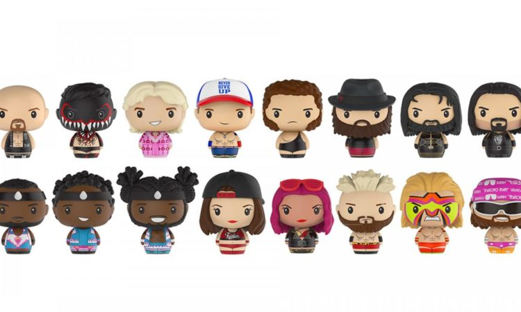 Funko Introduces New Wwe Pint Size Heroes Popvinyls Com