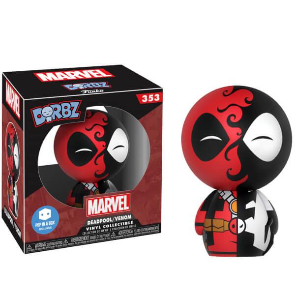 Pop In A Box Snags Exclusive Deadpool Venom Pop Vinyl And