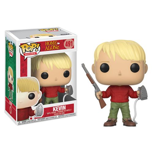 Home Alone Brings Kevin Mcallister Harry And Marv To