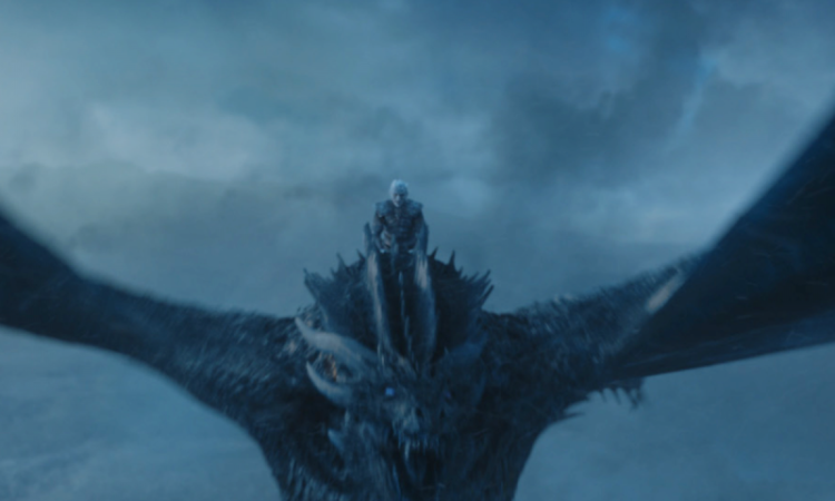 8fcc4635a6 Winter is Here! The Night King Has His Dragon Pop! Ride - POPVINYLS.COM