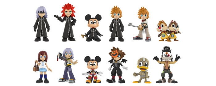 Sora And More Join The New Wave Of Kingdom Hearts Pop S