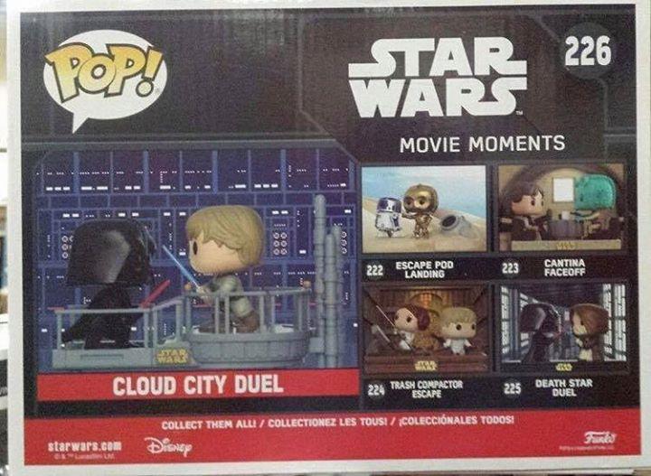 Vinyl--Star Wars Vinyl... Death Star Duel Movie Moments US Exclusive Pop Pop