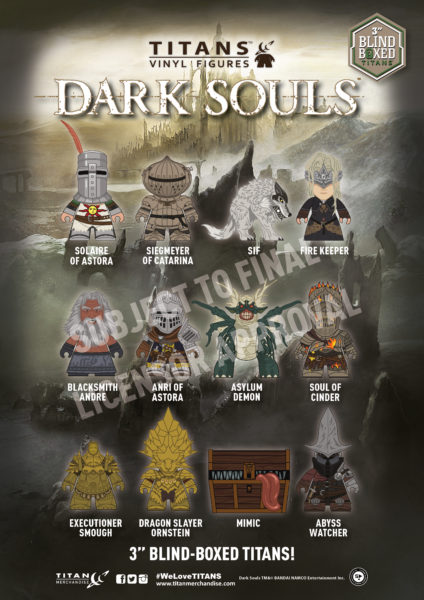 Dark Souls Titans Coming In April Popvinyls Com