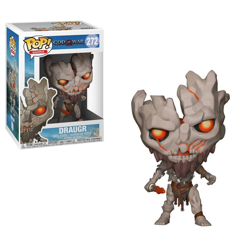 New God Of War Pop Vinyls Coming Soon Popvinyls Com