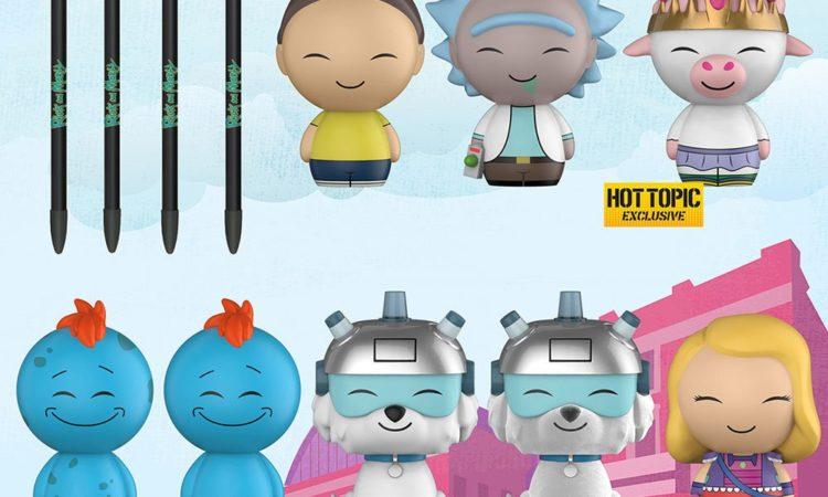 London Toy Fair Reveals 12 Rick And Morty Popvinyls Com