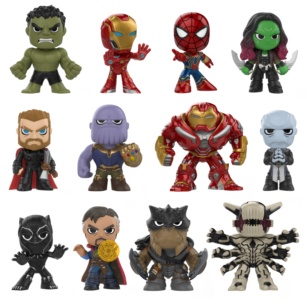 Funko Avengers Infinity War Preorders Now Available