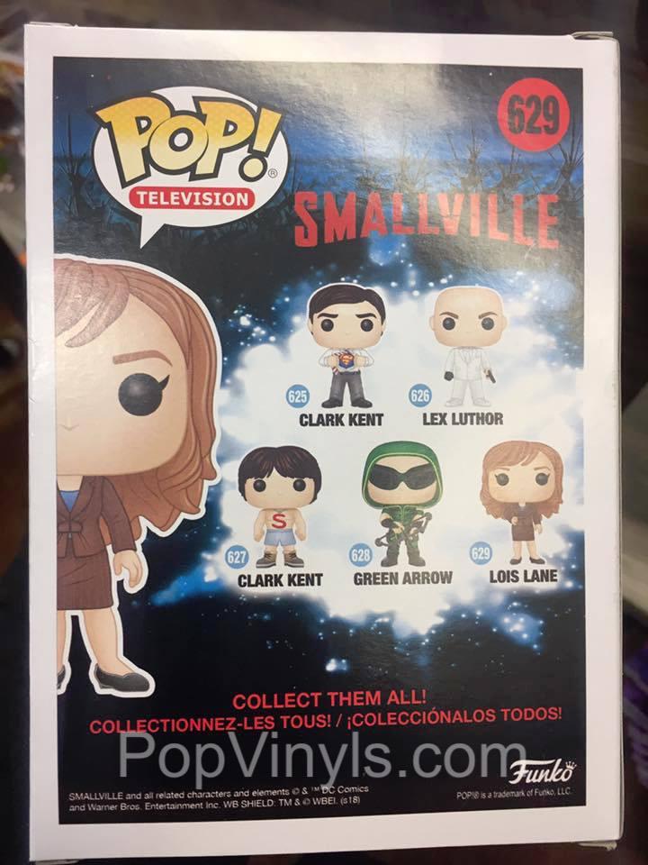 Popvinyls At Toy Fair Funko Visits Smallville Popvinyls Com