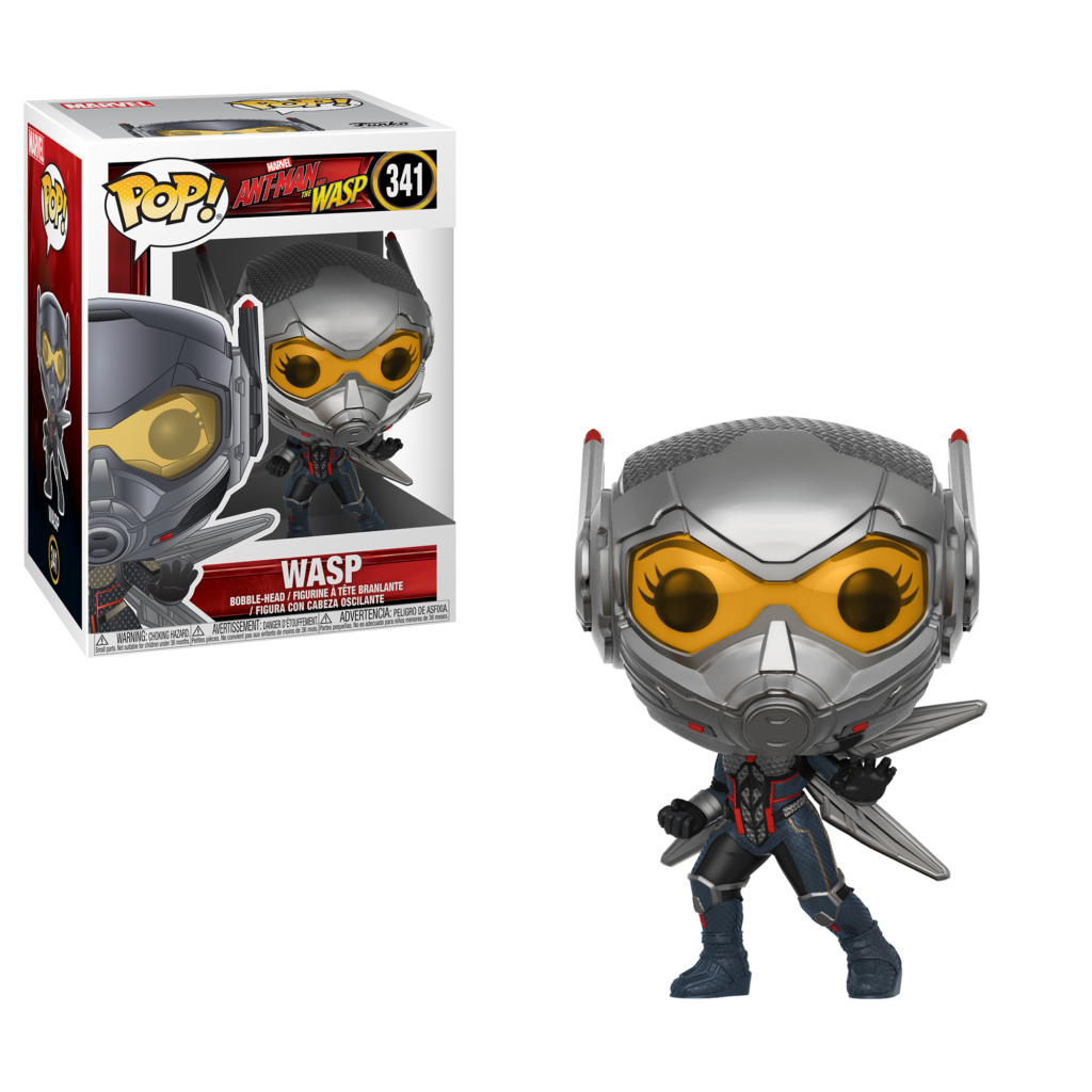 New Ant Man And The Wasp Pop S And Keychains Popvinyls Com