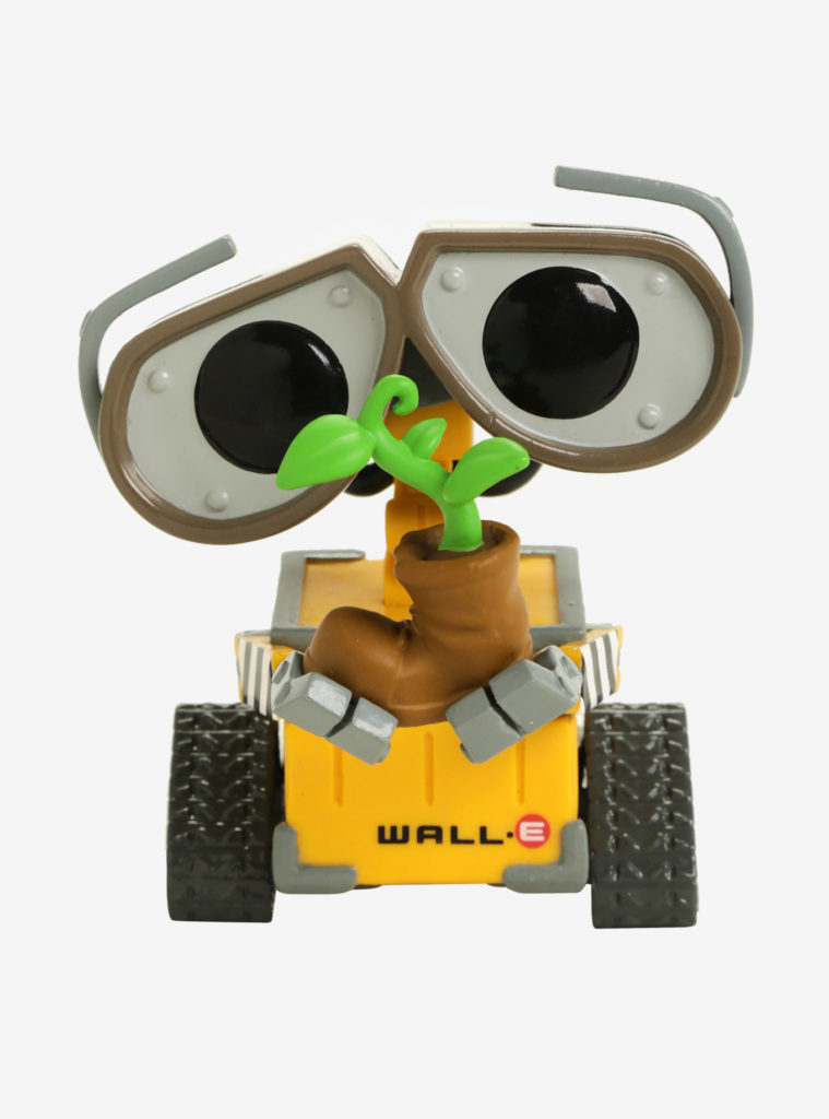 Wall E Earth Day Pop At Box Lunch Stores Today