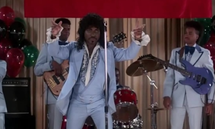 Randy watson sexual chocolate coming to america