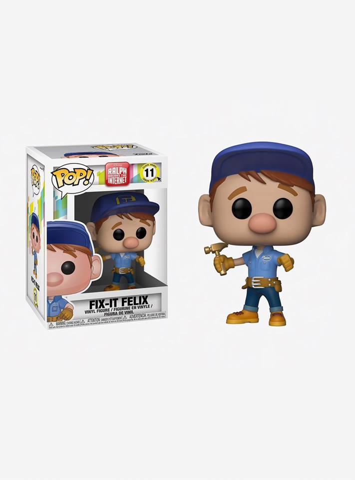 Wreck It Ralph Pops Series Popvinyls Com