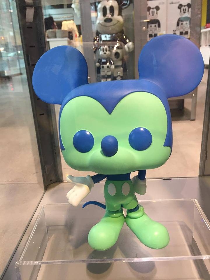 Special Funko Mickey Mouse Colorways Available At Mickey