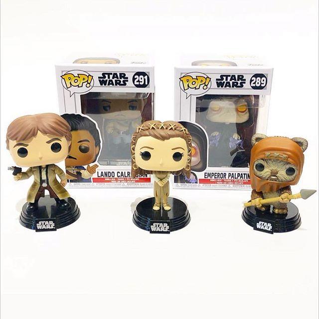New Star Wars Pops Hitting Stores Soon Popvinyls Com