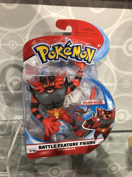 Toy Fair Highlight Pokemon At Wicked Cool Toys