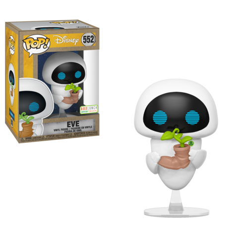 Box Lunch Celebrates Earth Day with an Exclusive Eve from Wall-E