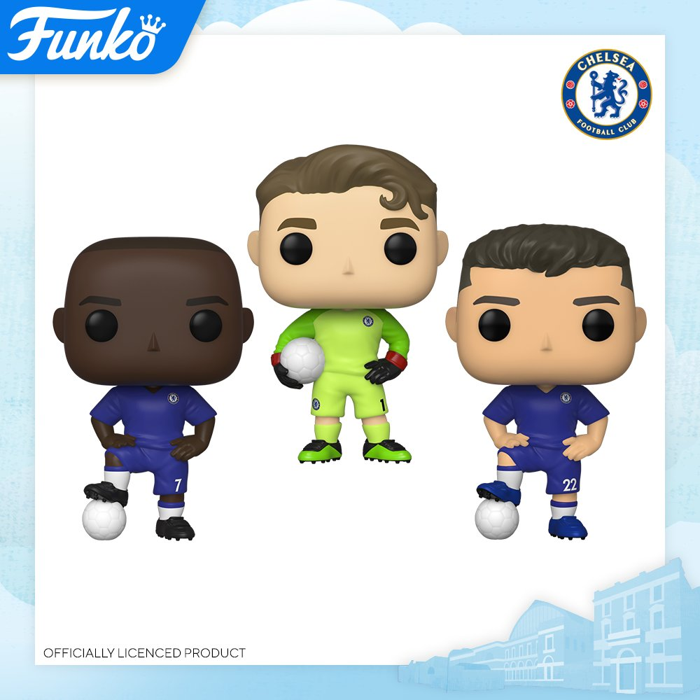 Funko London Toy Fair Reveals 1 European Football