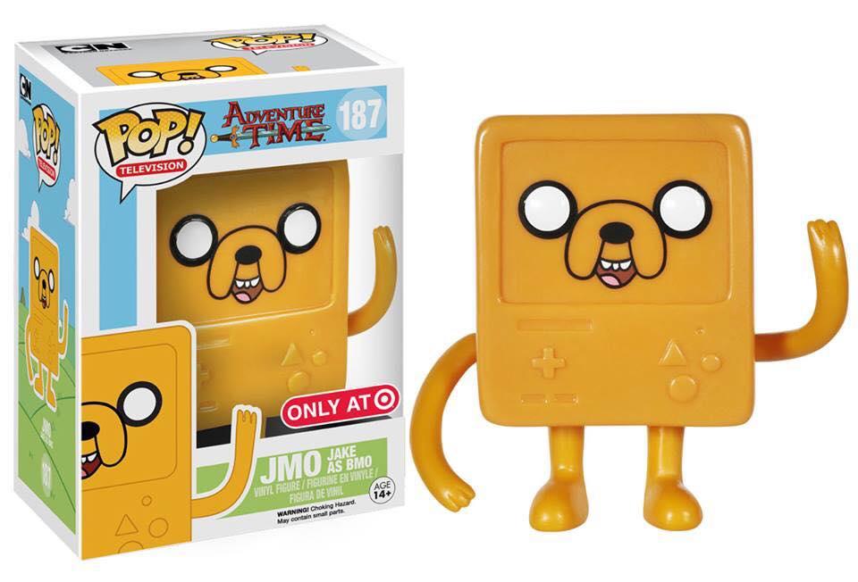 Adventure Time Jmo Target Exclusive Popvinyls Com